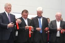 Завод по переработке животных отходов открыли в Лидском районе